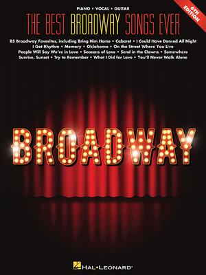 The Best Broadway Songs Ever - Hal Leonard Corp (Creator)