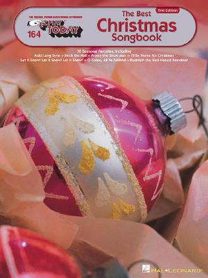 The Best Christmas Songbook: E-Z Play Today Volume 164 - Hal Leonard Publishing Corporation