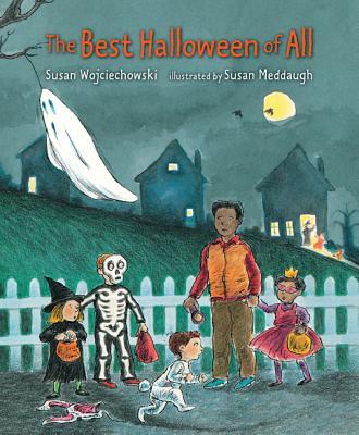 The Best Halloween of All - Wojciechowski, Susan