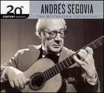 The Best of Andrés Segovia