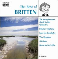The Best of Britten - Della Jones (mezzo-soprano); Frank Lloyd (horn); Lynda Russell (soprano); Michael Volle (bass); Philip Langridge (tenor);...