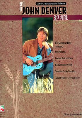 The Best of John Denver: Easy Guitar - Okun, Milton (Editor)