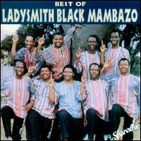 The Best of Ladysmith Black Mambazo [Shanachie] - Ladysmith Black Mambazo