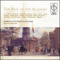 The Best of the Academy - Denis Vigay (cello); Kenneth Sillito (violin); Paul Davies (flute); William Bennett (flute);...