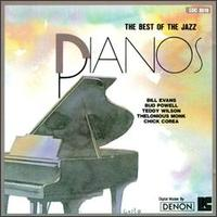 The Best of the Jazz Pianos - Various Artists