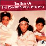 The Best of the Pointer Sisters 1978-1981
