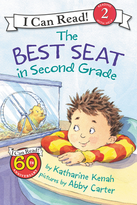 The Best Seat in Second Grade - Kenah, Katharine