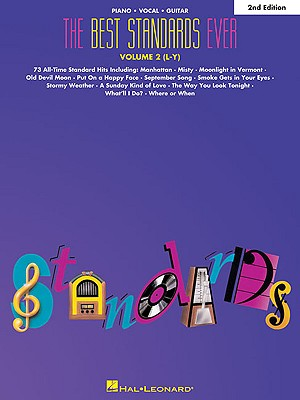 The Best Standards Ever, Volume 2 (L-Y) - Hal Leonard Corp (Creator)