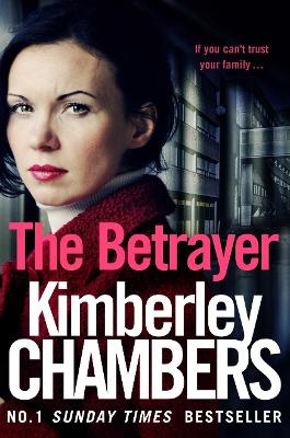 The Betrayer - Chambers, Kimberley