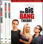 The Big Bang Theory: Seasons 1-3 [10 Discs]
