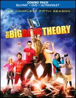The Big Bang Theory: The Complete Fifth Season [5 Discs] [Blu-ray] -