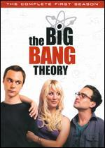 The Big Bang Theory: The Complete First Season [3 Discs]