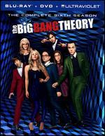 The Big Bang Theory: The Complete Sixth Season [5 Discs] [Blu-ray]
