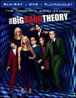 The Big Bang Theory: The Complete Sixth Season [5 Discs] [Blu-ray]