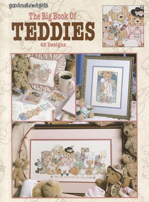 The Big Book of Teddies - Leisure Arts (Creator)