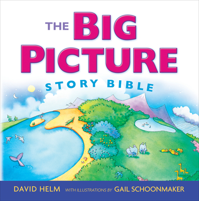 The Big Picture Story Bible - Helm, David R