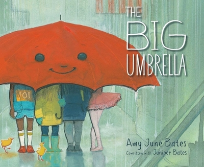 The Big Umbrella - Bates, Juniper