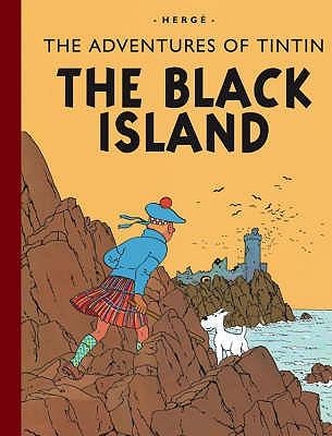 The Black Island - Herge