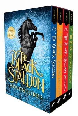 The Black Stallion Adventures - Farley, Walter
