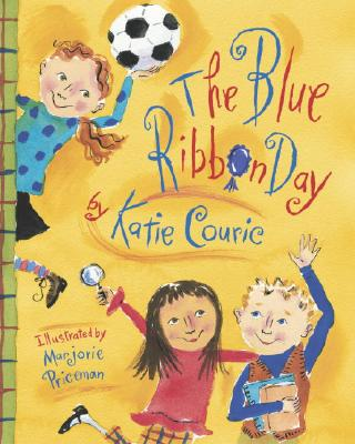 The Blue Ribbon Day - Couric, Katie