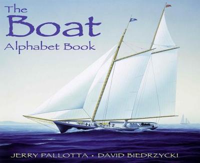 The Boat Alphabet Book - Pallotta, Jerry