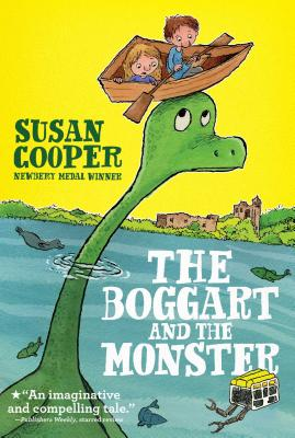 The Boggart and the Monster - Cooper, Susan