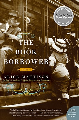 The Book Borrower - Mattison, Alice