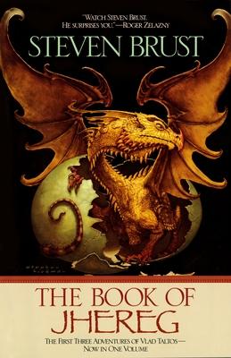 The Book of Jhereg - Brust, Steven