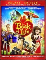 The Book of Life [3 Discs] [3D] [Blu-ray/DVD]