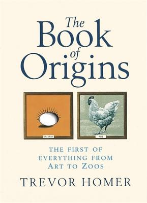 The Book of Origins - Homer, Trevor