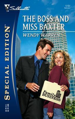 The Boss and Miss Baxter - Warren, Wendy