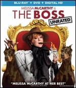 The Boss [Includes Digital Copy] [Blu-ray/DVD] - Ben Falcone