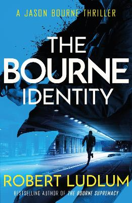 The Bourne Identity - Ludlum, Robert