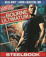 The Bourne Ultimatum [2 Discs] [Includes Digital Copy] [SteelBook] [Blu-ray/DVD]