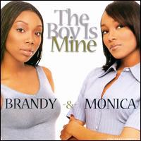 The Boy Is Mine [US CD Single] - Monica