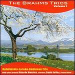The Brahms Trio, Vol. 1