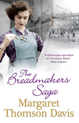 The Breadmaker's Saga - Davis, Margaret Thomson