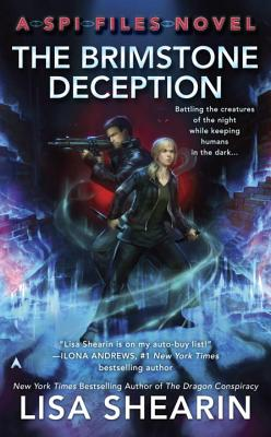 The Brimstone Deception - Shearin, Lisa