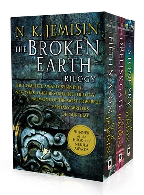 The Broken Earth Trilogy: The Fifth Season, the Obelisk Gate, the Stone Sky - Jemisin, N K