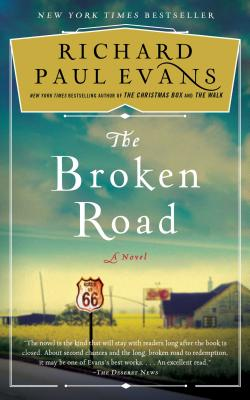 The Broken Road - Evans, Richard Paul