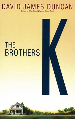 The Brothers K, Part 1 - Duncan, David James, and Dean, Robertson (Read by)