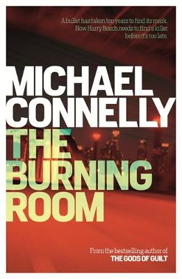 The Burning Room - Connelly, Michael