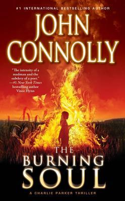 The Burning Soul - Connolly, John