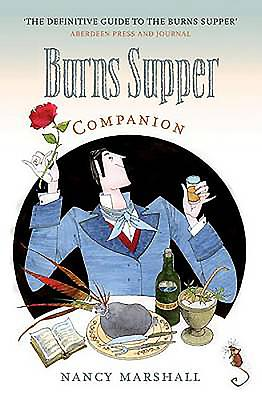 The Burns Supper Companion - Marshall, Nancy