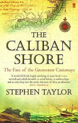 The Caliban Shore - Taylor, Stephen