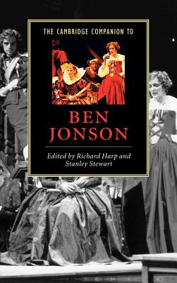 The Cambridge Companion to Ben Jonson - Harp, Richard (Editor)
