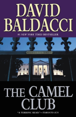 The Camel Club - Baldacci, David, and Naughton, James (Read by)