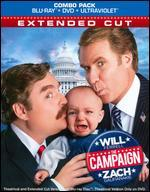 The Campaign [2 Discs] [Blu-ray/DVD]