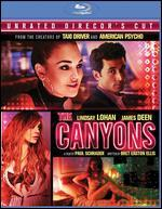 The Canyons [Director's Cut] [Blu-ray]