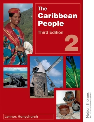 The Caribbean People Book 2 - Honychurch, Lennox